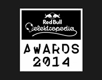Red Bull Elektropedia Awards 2014 - Motion Design