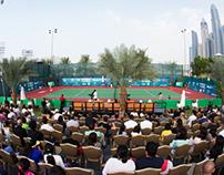 15th Al Habtoor Tennis Challenge - 2013
