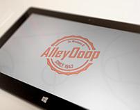 AlleyOoop W8 App