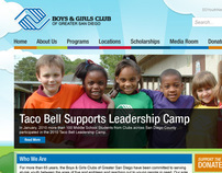 The Boys & GIrls Clubs of San Diego