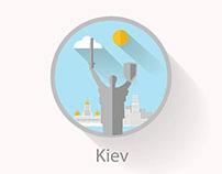 Cities of Ukraine