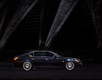 BMW E60 by Dmitry Zhuravlev