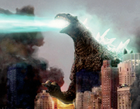 When Godzilla meets NYC