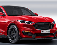 2020 Shelby Mustang Mach-S GT