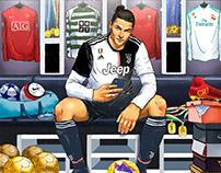 Bleacher Report | Cristiano Ronaldo 1000 career game