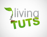 Living Tuts - Identity & Web design
