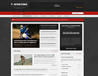 Sportimo - Sport & Events Magazine Theme