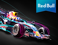RedBull poster (personal work)