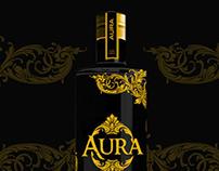Aura Vodka: Product Design