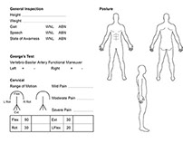 Chiropractor Form System