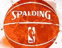 NBA Spalding