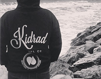 Kidrad Apparel Company - Embroidered Sweatshirt Design