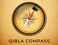 Qibla Compass IOS APP (Gui & Screenshhots)