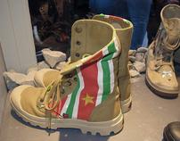 Palladium Boots / Customized by Cata.Pirata