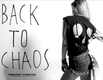 BACK TO CHAOS | ZARA