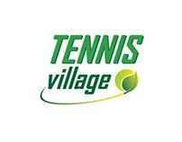 Tennis Village Website design