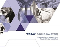 TORAY GROUP CORPORATE PROFILE