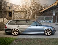 My BMW Shoot & Postprocess