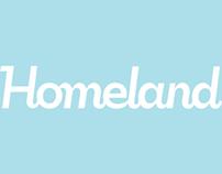 Homeland: Rebrand