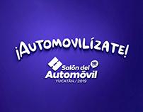 PROMOCIONAL SALÓN DEL AUTOMOVIL 2019
