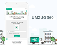 UMZUG 360 creation story