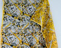 Belfast Confetti Jacquard Cloth