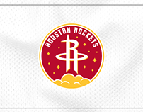 Houston Rockets Redesign Concept