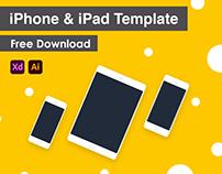 iPhone & iPad Template