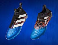 2016 adidas football PARIS PACK