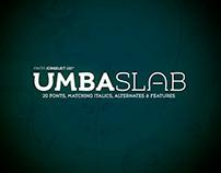 Umba Slab   FREE Bold Styles
