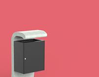 trash bin / urban design