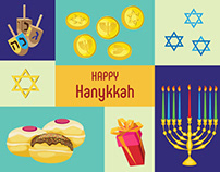 Holidays (Hanukkah, New Year, Christmas, World Aids Day