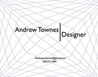 Andrew Townes   Designer