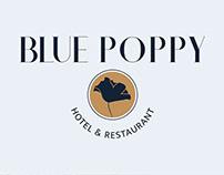 Blue Poppy Hotel & Restaurant logo