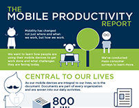 The Mobile Productivity Report