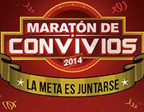 Maratón de Convivios -2014-