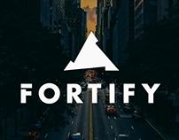 FORTIFY - Brand Design