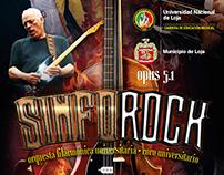 Afiches SinfoRock Loja