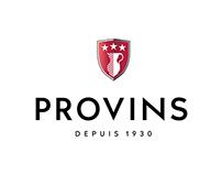 Provins rebranding