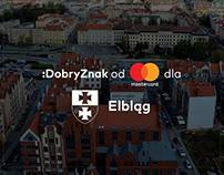 Mastercard :DobryZnak - Elbląg