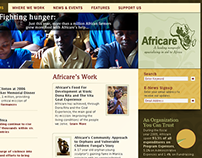 Africare Website