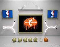 BASKETBALL(modeling and rendering)