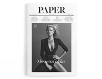 Paper Magazine No.39
