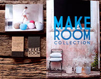 MAKE ROOM COLLECTION- BRANDING