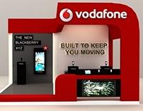Vodafone Portable Booth