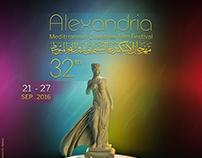 Alexandria Mediterranean Countries Film Festival 32