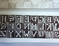 NEXT 2013 - Homegrown Alphabets and Sintra Plates