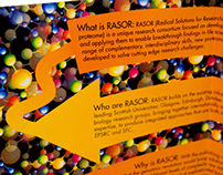 RASOR Project Brochure for Glasgow University