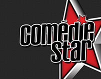 Comédie Star- Refont du SiteWeb
