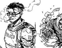 last sketches 2016